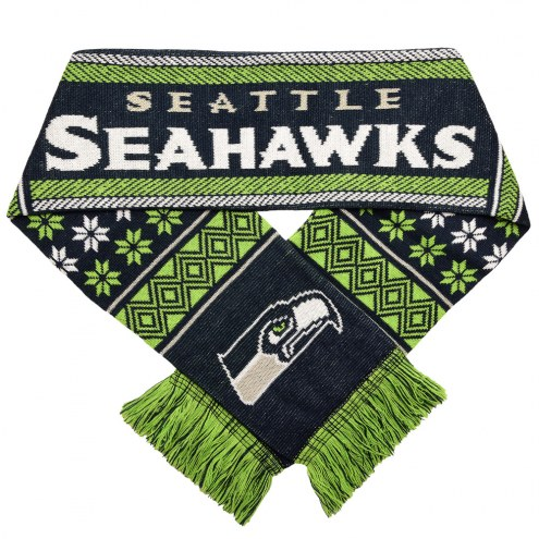 Seattle Seahawks Lodge Scarf