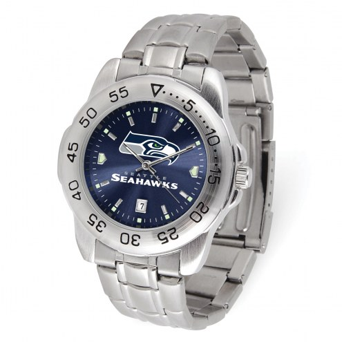 Seattle Seahawks Sport Steel Men's Watch