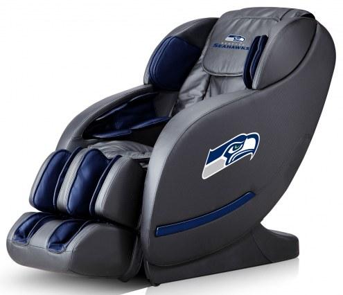 Seattle Seahawks Luxury Zero Gravity Massage Chair
