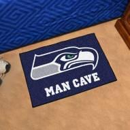 Seattle Seahawks Man Cave Starter Mat