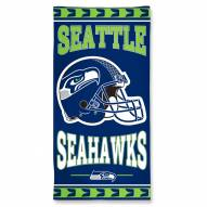 Seattle Seahawks McArthur Beach Towel