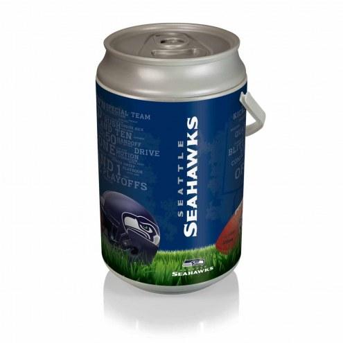 Seattle Seahawks Mega Can Cooler
