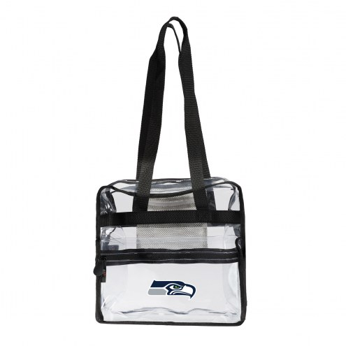 Seattle Seahawks NFL Clear Zone Tote