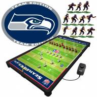 Seattle Seahawks NFL Deluxe Electric Football Game