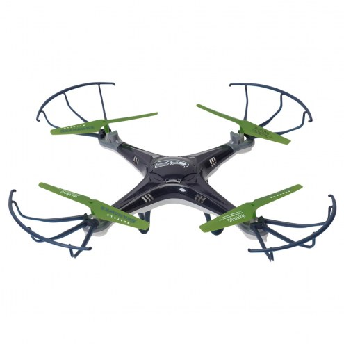 Seattle Seahawks NFL Kickoff Quadcopter Drone