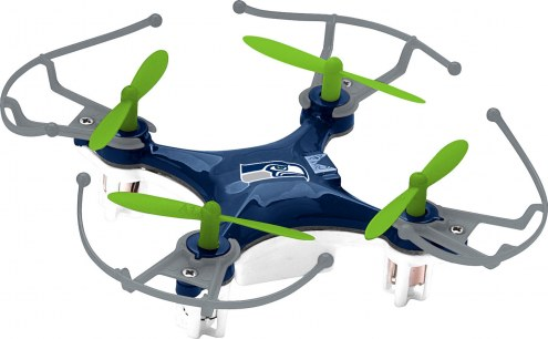 Seattle Seahawks NFL Micro Quadcopter Drone