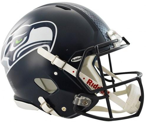 Seattle Seahawks NFL Riddell Speed Full Size Authentic Football Helmet