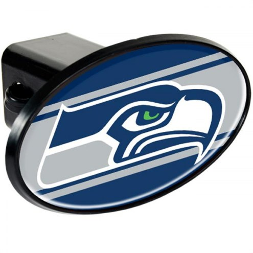 Seattle Seahawks NFL Trailer Hitch Cover