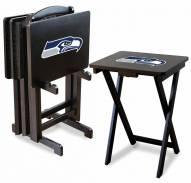 Seattle Seahawks NFL TV Trays - Set of 4