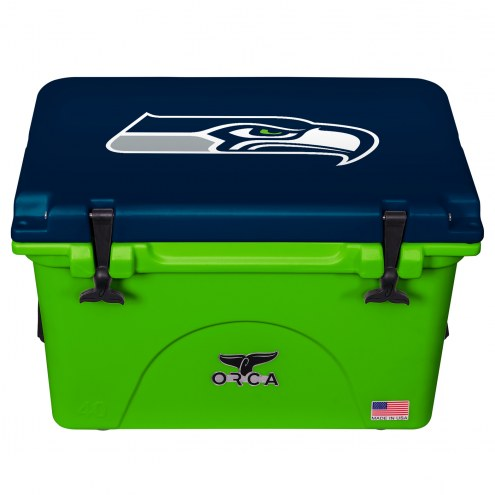 Seattle Seahawks ORCA 40 Quart Cooler