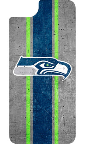 Seattle Seahawks OtterBox iPhone 8/7/6s/6 Alpha Glass Screen Protector