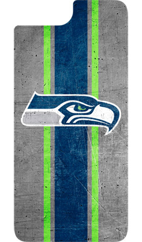 Seattle Seahawks OtterBox iPhone 8 Plus/7 Plus/6s Plus/6 Plus Alpha Glass Screen Protector