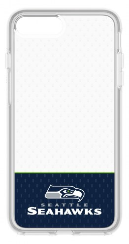 Seattle Seahawks OtterBox iPhone 8 Plus/7 Plus Symmetry Clear Case