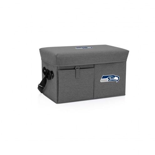 Seattle Seahawks Ottoman Cooler & Seat