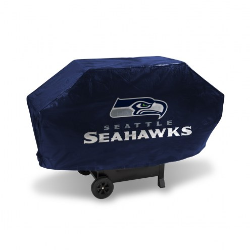 Seattle Seahawks Padded Grill Cover