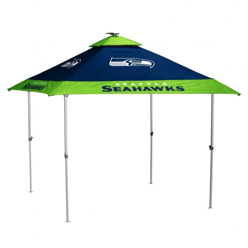 Seattle Seahawks Pagoda Tent with Lights