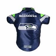 Seattle Seahawks Premium Dog Jersey