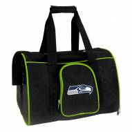 Seattle Seahawks Premium Pet Carrier Bag