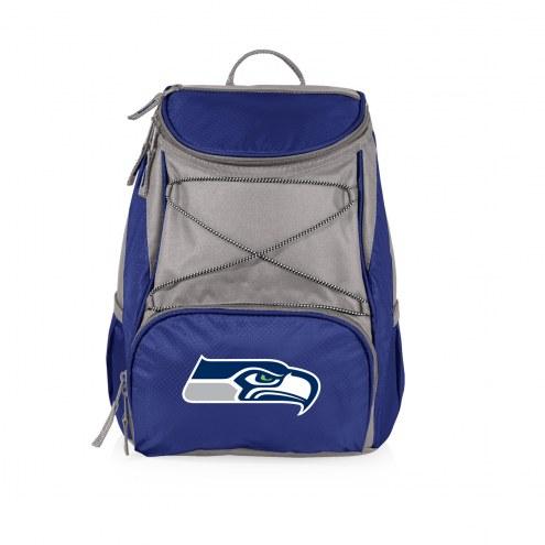 Seattle Seahawks PTX Backpack Cooler