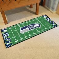 Seattle Seahawks Quicksnap Runner Rug