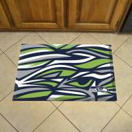 Seattle Seahawks Quicksnap Scraper Door Mat