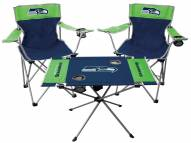 Seattle Seahawks Table & Chairs Set