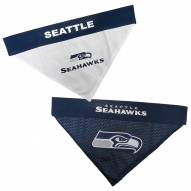Seattle Seahawks Reversible Dog Bandana