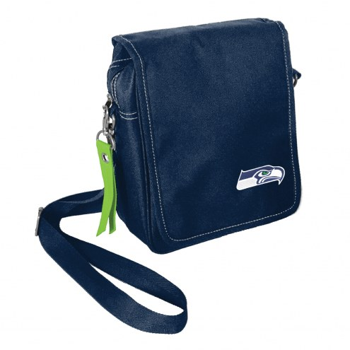 Seattle Seahawks Ribbon Satchel