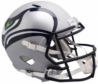Seattle Seahawks Riddell AMP Collectible Full Size Helmet