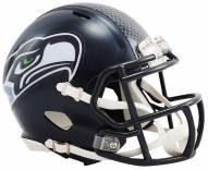 Seattle Seahawks Riddell Speed Mini Collectible Football Helmet