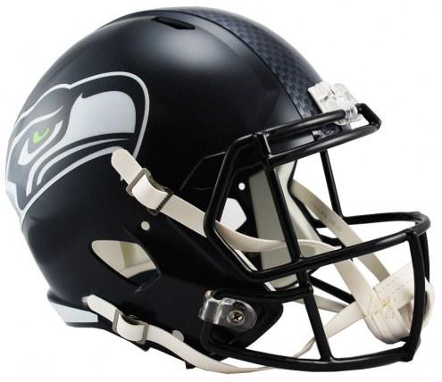 Seattle Seahawks Riddell Speed Collectible Football Helmet
