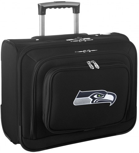 Seattle Seahawks Rolling Laptop Overnighter Bag