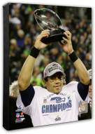 Seattle Seahawks Russell Wilson 2013 NFC Championship Game Photo