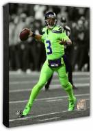Seattle Seahawks Russell Wilson Spotlight Action Photo
