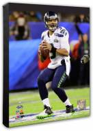 Seattle Seahawks Russell Wilson Super Bowl XLVIII Photo
