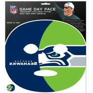 Seattle Seahawks Set of 4 Game Day Faces