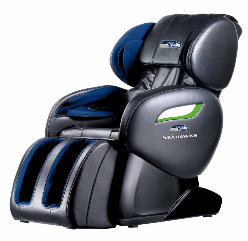 Seattle Seahawks Shiatsu Zero Gravity Massage Chair
