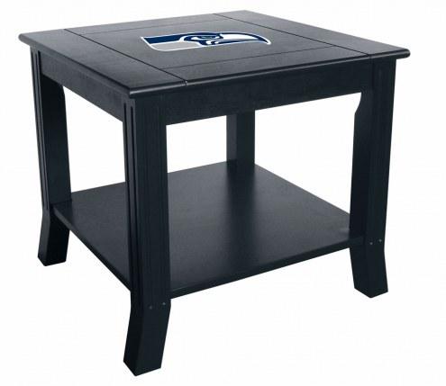 Seattle Seahawks Side Table