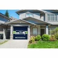 Seattle Seahawks Single Garage Door Cover