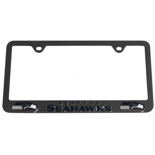 Seattle Seahawks License Plate Frame