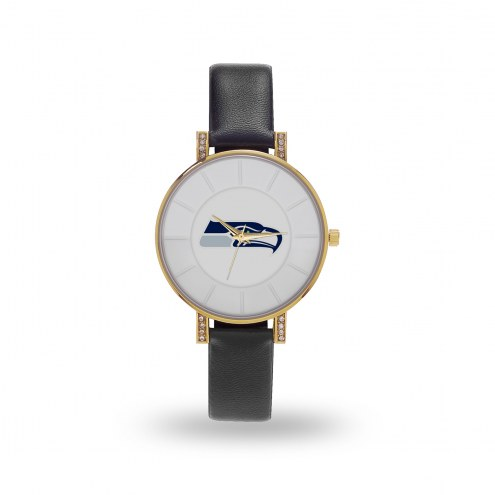 Seattle Seahawks Sparo Women's Lunar Watch