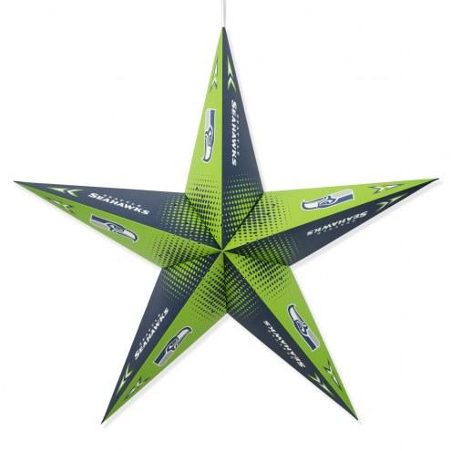 Seattle Seahawks Star Lantern
