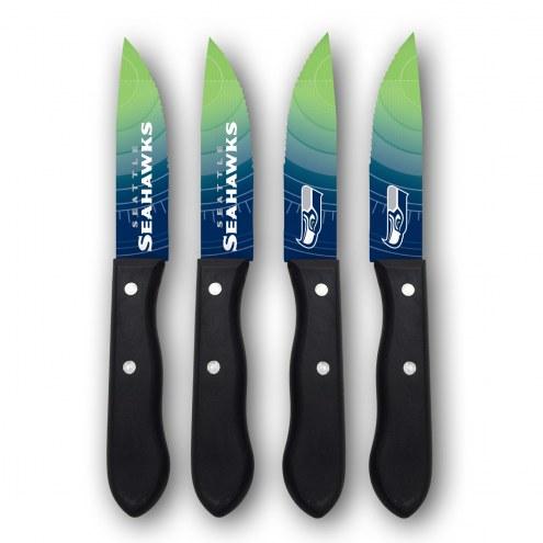 Seattle Seahawks Steak Knives
