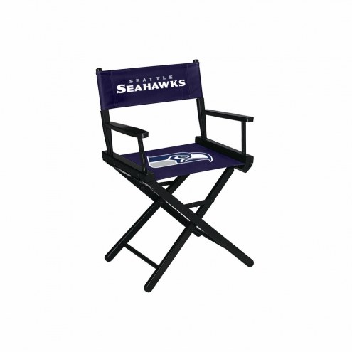 Seattle Seahawks Table Height Director's Chair