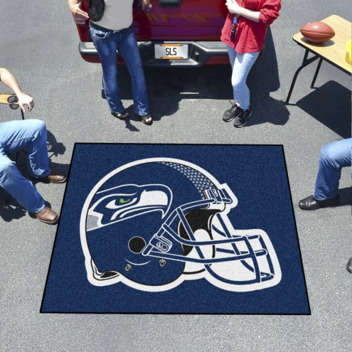Seattle Seahawks Tailgate Mat