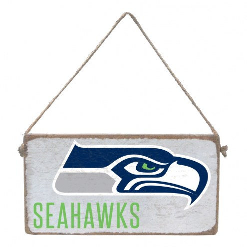 Seattle Seahawks Mini Plank