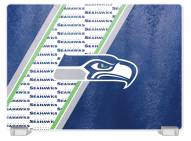 Seattle Seahawks Tempered Glass Cutting Board