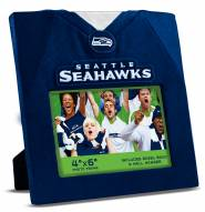 Seattle Seahawks Uniformed Picture Frame