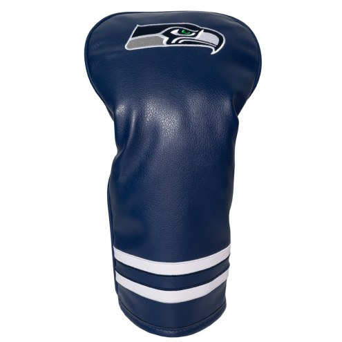 Seattle Seahawks Vintage Golf Driver Headcover