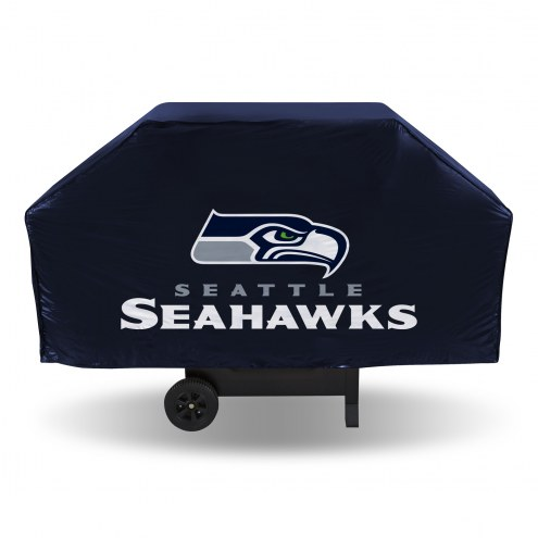 Seattle Seahawks Vinyl Grill Cover